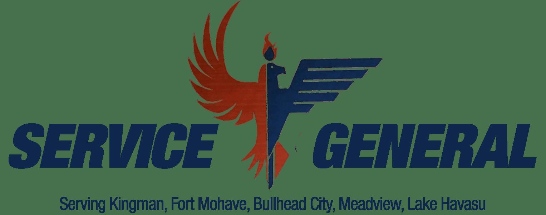 service general HVAC logo